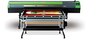 Roland UV Flatbed Printer