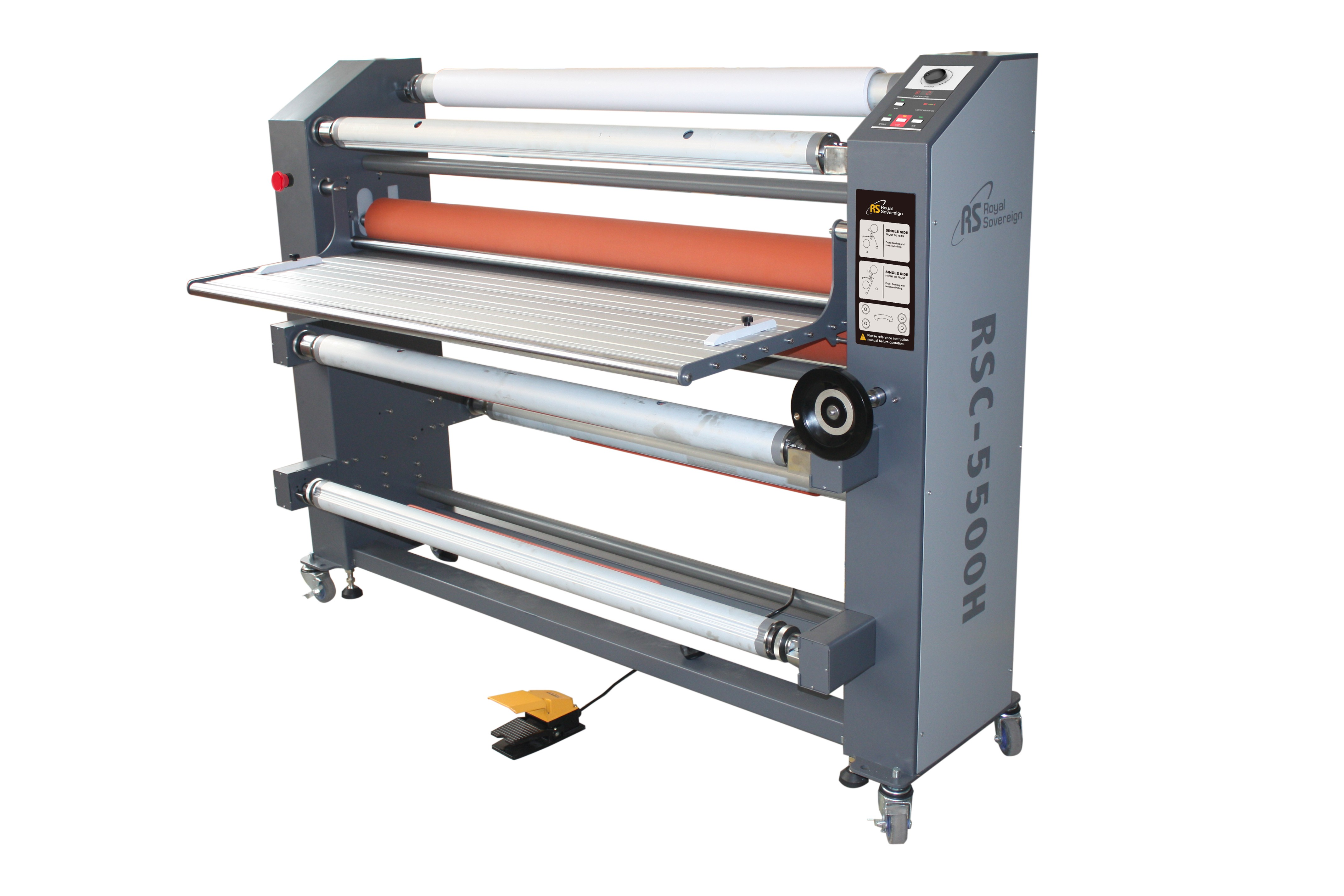 "Royal Sovereign 55"" Professional Heavy Duty Laminator HA"
